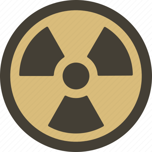 Danger, fallout, radioactive, attention, hazard, warning icon - Download on Iconfinder