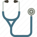 healthcare, hospital, medical, stethoscope icon