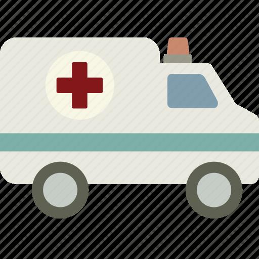 Ambulance, emergency, vehicle icon - Download on Iconfinder