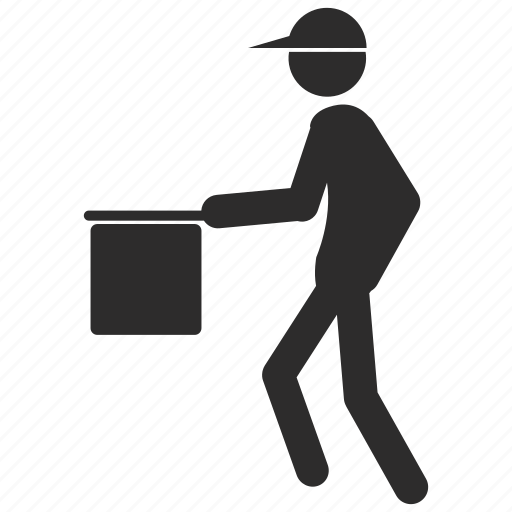 flagman, guide icon