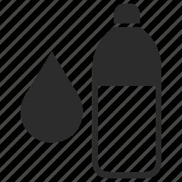 humidity, hydration, wet icon