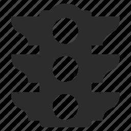 management, traffic, transport, transportation icon