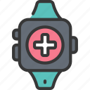 app, health, heart, heath, medical, watch icon