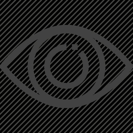 care, eye, health, healthcare, medical, optical icon