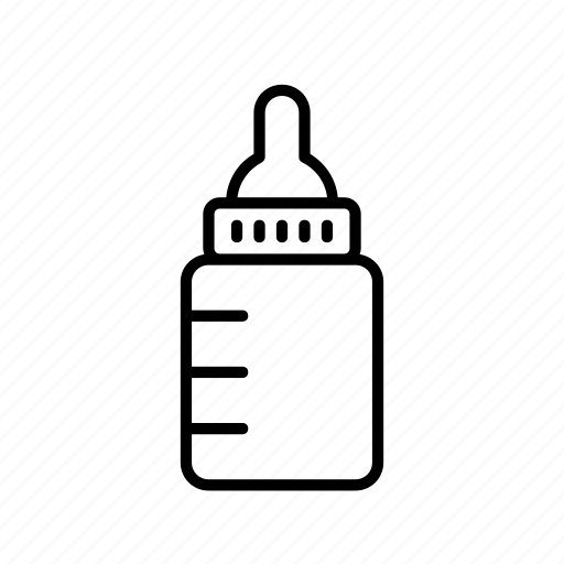 baby, bottle, care, health, medical, milk icon
