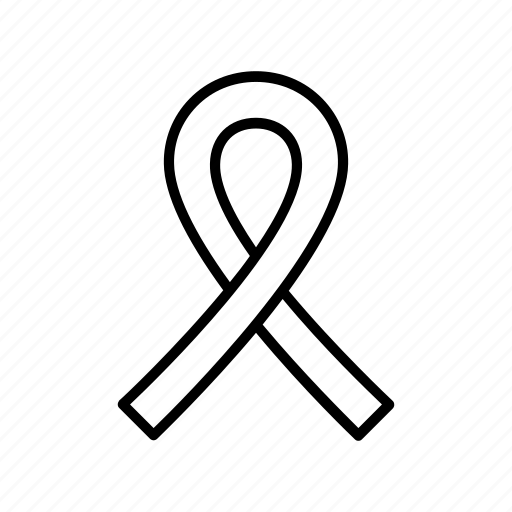 cancer, care, health, medical, ribbon icon