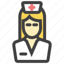 care, help, medical, nurse, support icon