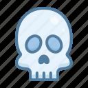 dead, death, scull icon