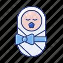 baby, infant, newborn icon