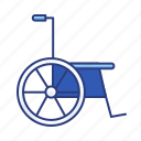 disability, disabled, wheelchair icon