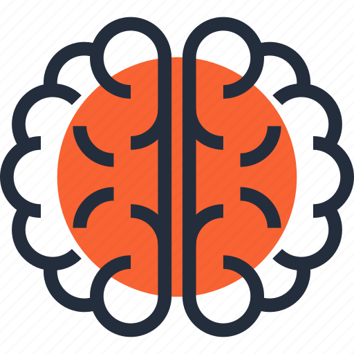 anatomy, brain, headache, medicine, mind, pain, psychology icon