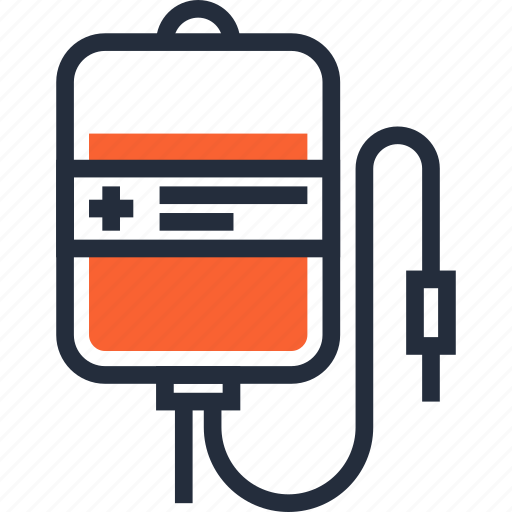 Blood, container, donation, emergency, hospital, medicine, transfusion icon - Download on Iconfinder
