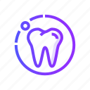 care, dental, doctor, hospital, medicine, tooth icon