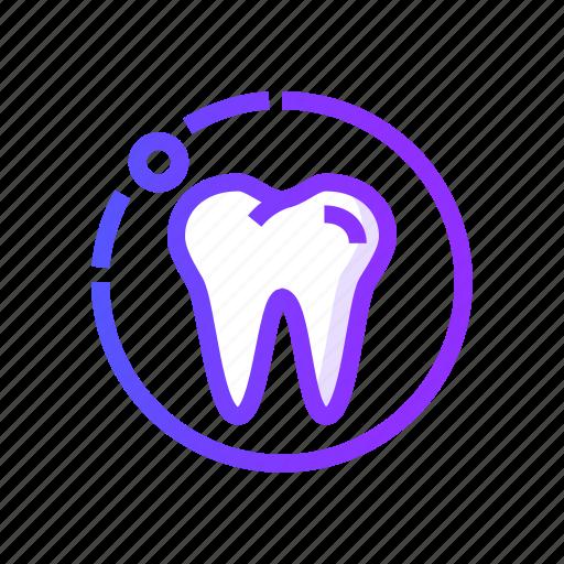 care, dental, doctor, hospital, medicine, tooth icon