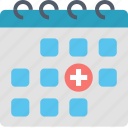 annual, appointment, calendar, checkup, date, event, schedule icon