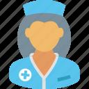 nurse, female, healthcare, hospital, medical, staff, woman