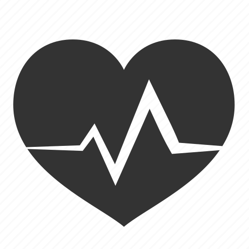 beat, beatmap, bitmap, cardio, cardiogram, care, clinic, doctor, ekg, health, healthcare, healthy, heart, heartbeat, hospital, love, medical, medicine, nurse, pulsation, pulse, rate, record, report, trace icon