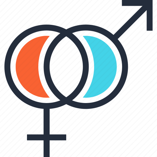 couple, female, gender, male, relationship, sex, sign icon