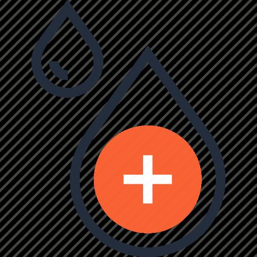 Blood, donation, drop, health, healthcare, liquid, medicine icon - Download on Iconfinder