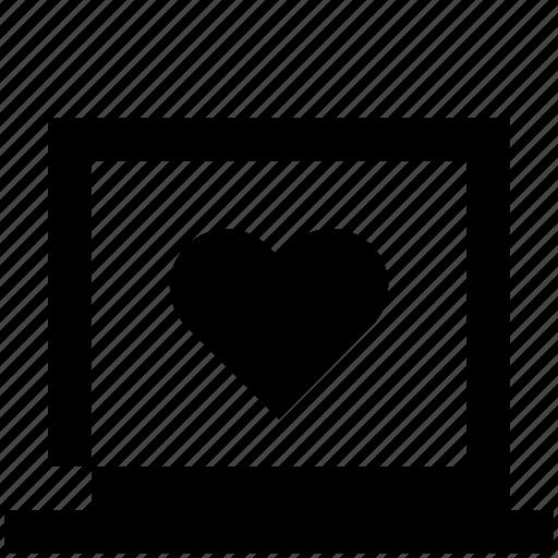 health, heart, hospital, laptop, love, mercury, online icon