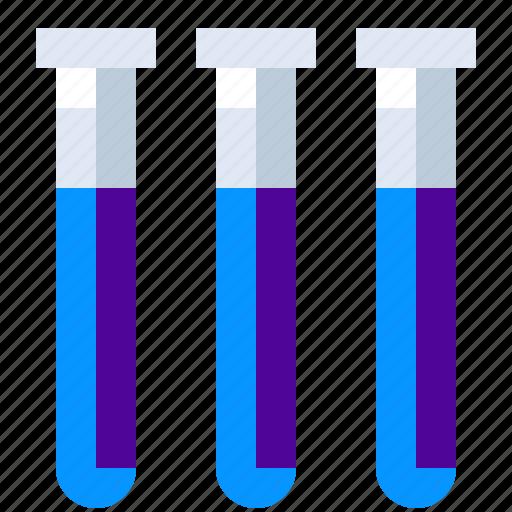 experiment, flusk, laboratory, test, tube icon