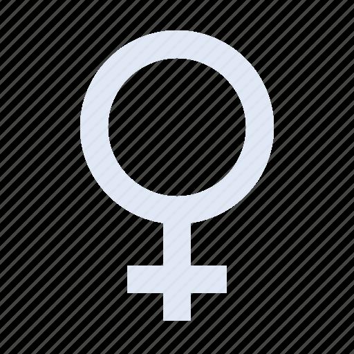 female, male, sign icon