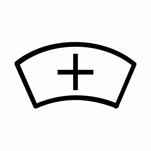 ban, head, health, nurse icon