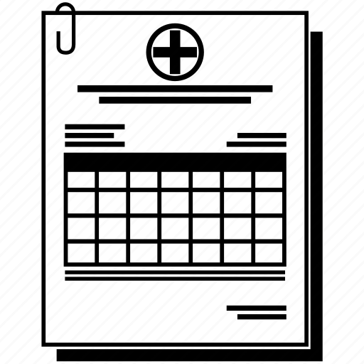 aid, bills of health, chemistry, document, experiment, file, healthcare icon