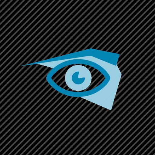 explore, eye, find, look icon