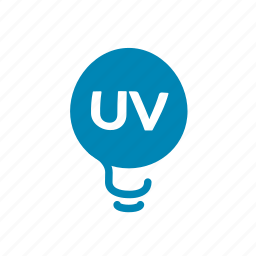 bulb, energy, idea, lamp, light, uv icon