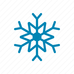 cool, frost, frozen, ice icon