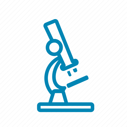Microscope, research, explore, lab, magnifying icon - Download on Iconfinder