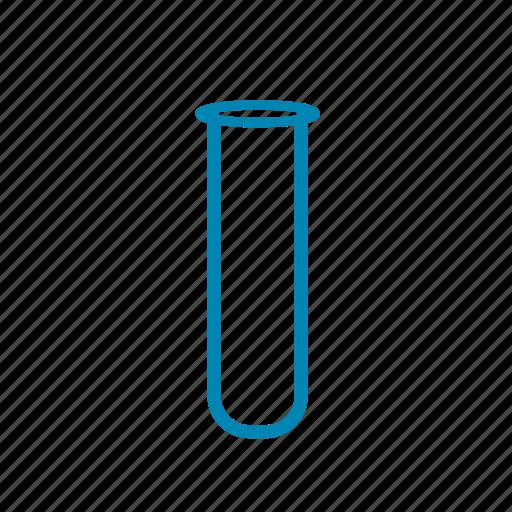 cap, chemistry, laboratory, medical, tube icon