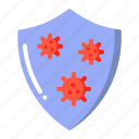 virus, protection, shield, safety