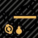 cream, diet, food, healthy, onion icon