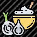 cream, diet, food, healthy, onion
