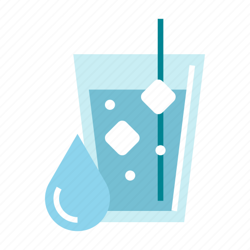 clean, drink, fresh, liquid, mineral, thirsty, water icon