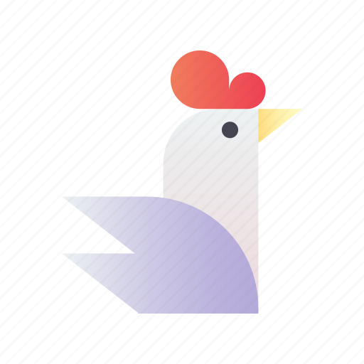 animal, chicken, cooking, farm, food, meal, poultry icon
