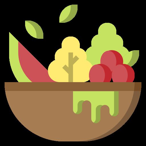 avocado, diet, healthy, organic, salad, vegan, vegetarian icon