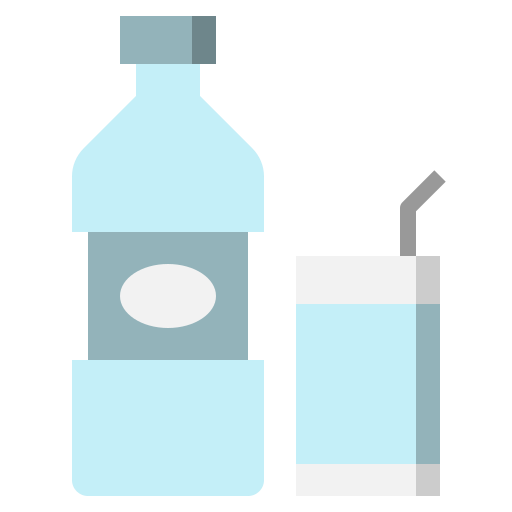 glass, healthy, liquid, water icon