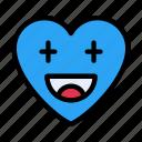 laugh, happy, face, emoji, emoticon