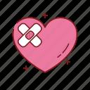 heart, heartache, love, romance, valentine