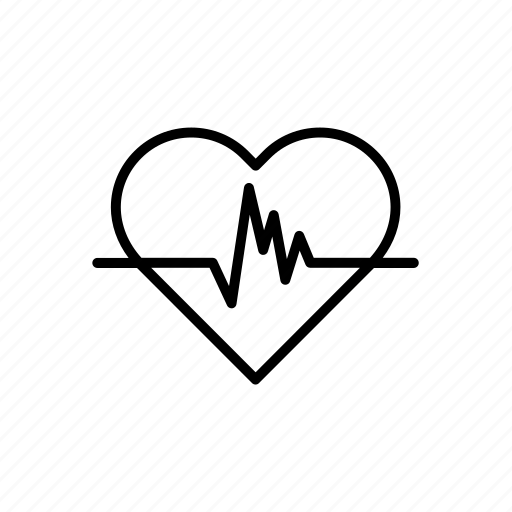 beat, day, heart, heartbeat, love, valentine's, valentines icon