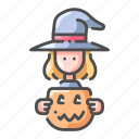 celebration, child, costume, ghost, girl, halloween, horror, ieva icon