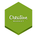 creative, market icon