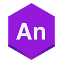 animate, edge icon