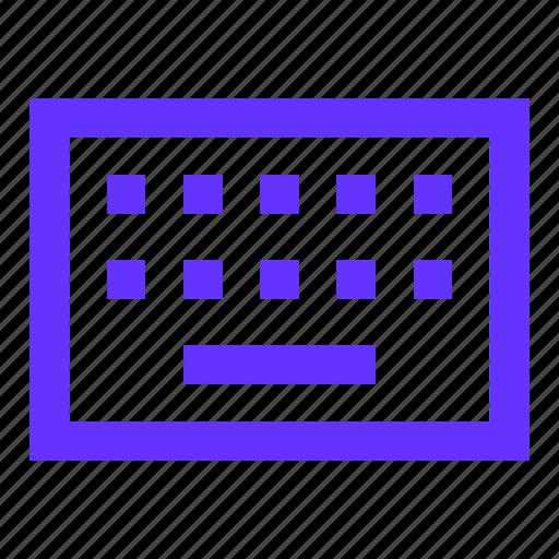 controls, keyboard, keys, panel, touch, typer, typings icon
