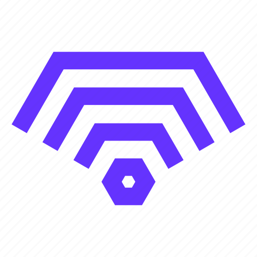 broadcast, connecting, connection, signal, waves, wifi, wireless icon