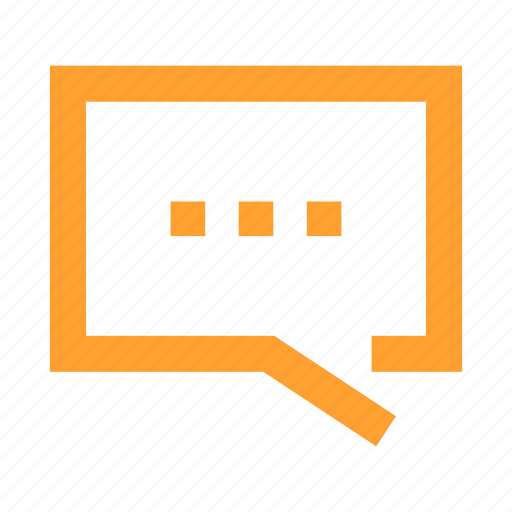 chat, communicating, conversation, message, messaging, support, talking icon