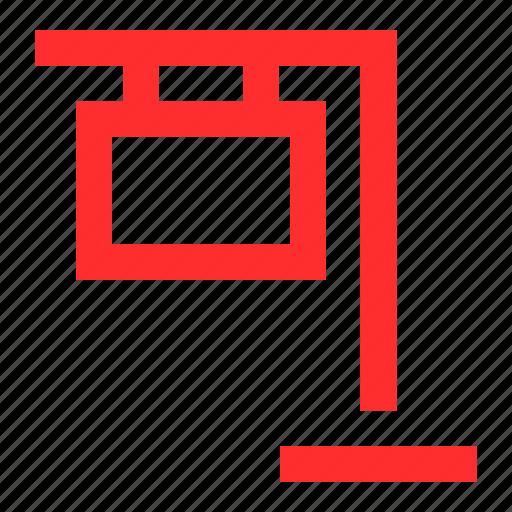 board, commerce, door, foreclosure, shop, sign, signboard icon